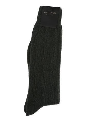 Alto Socks Çorap Haki